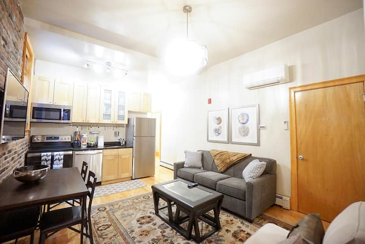 North End Efficient 3 BR | 1 BA in Little Italy