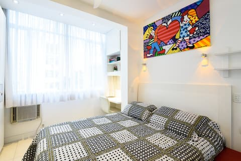 Cosy and Modern Flat in Copacabana
