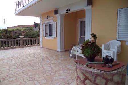 Lenio 's Villa  for  family !!!! - Kefallonia