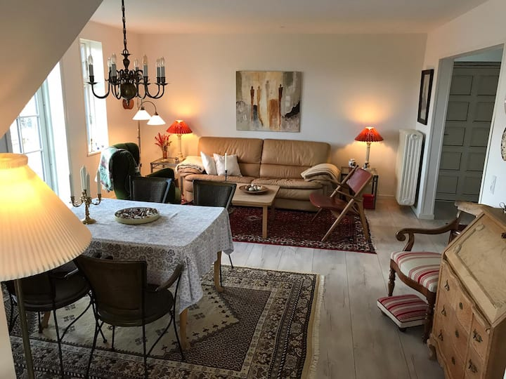 Bo på Den gamle Rustkammergaard i Sorø