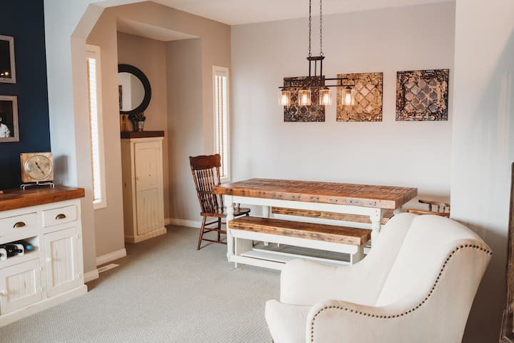 Family Home in beautiful SE Calgary community.