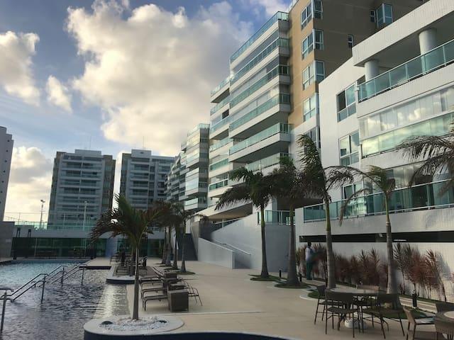 Apartamento Resort Praia