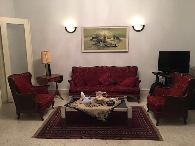 Furnished Apartment for rent - Jouret Al Ballout - Apartment