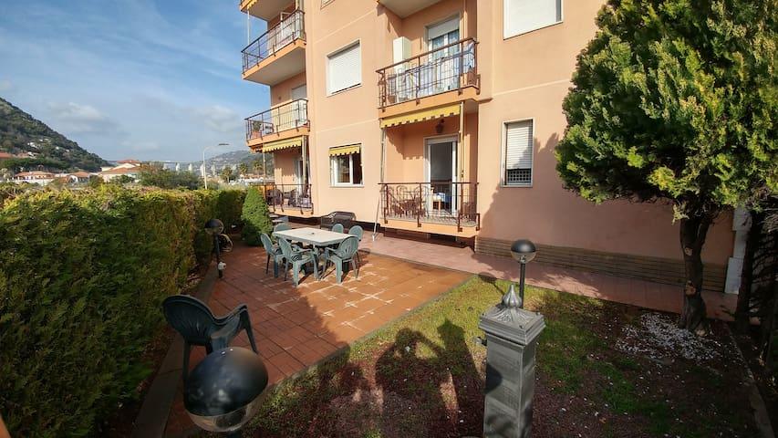 A casa di Laura - Vallecrosia - Apartamento