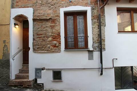 Apartament în centrul antic al satului