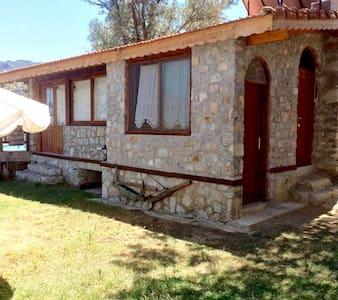 Villa Manzara-Stone Cottage - Marmaris