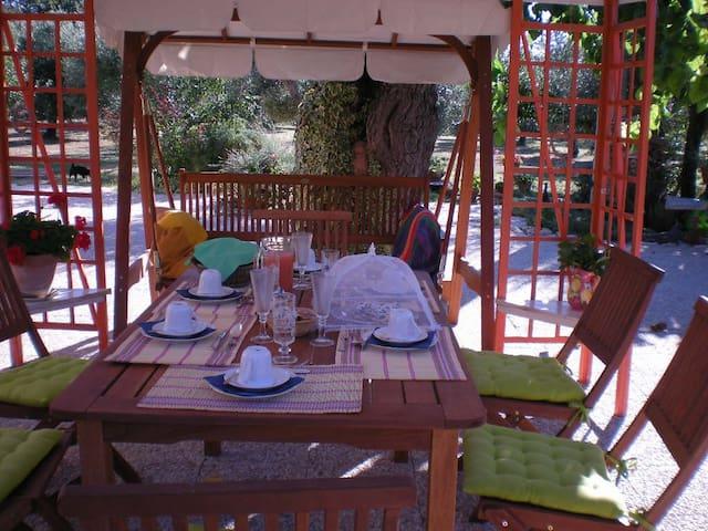 Tutta la tua voglia di natura - Orsogna - ที่พักพร้อมอาหารเช้า