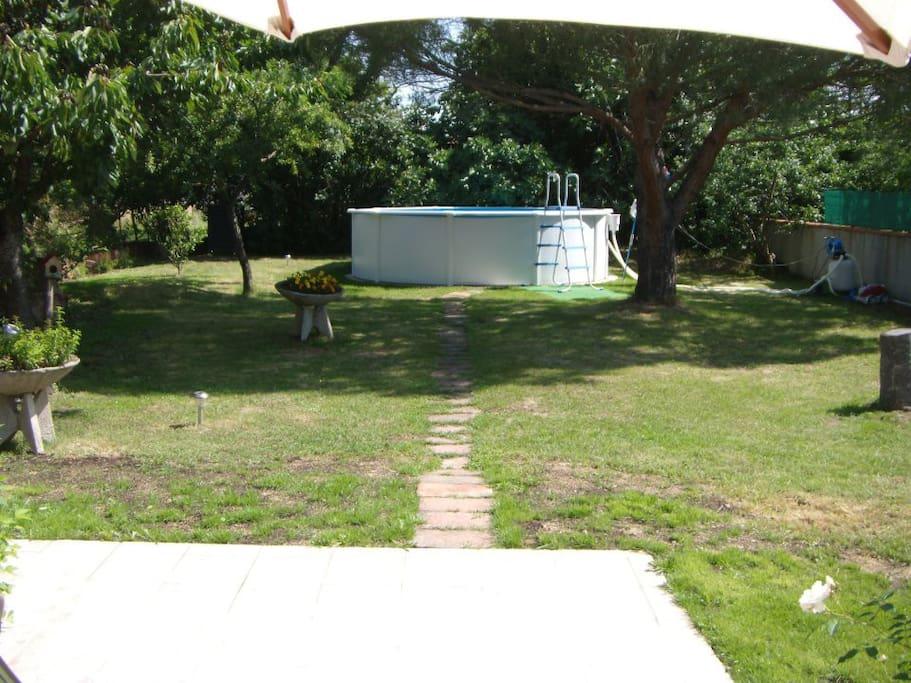 La piscine h.sol, pour se détendre !!
