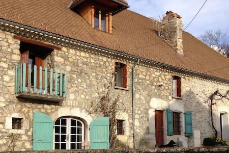 La ferme de Marthe - Gîte Vercors - saint baudille et pipet - House