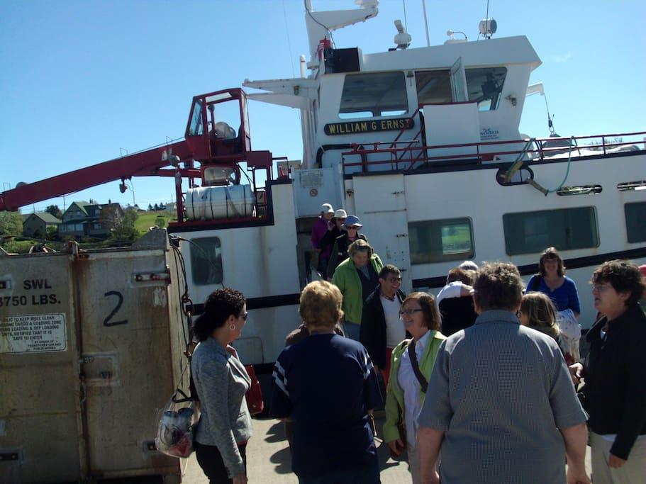 Tancook Ferry