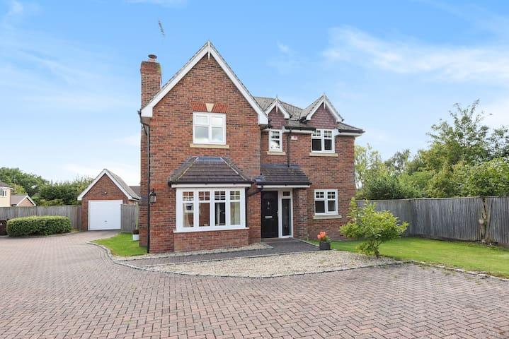 Fantastic large Family House in Sindlesham