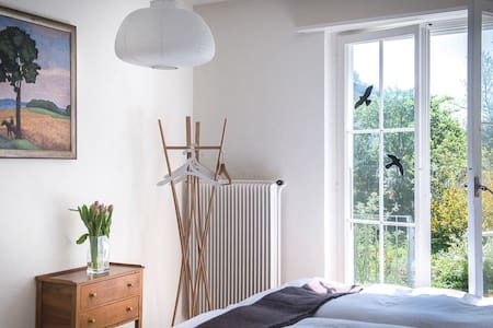 """Terrassenzimmer im """"au jardin"""" - Zuchwil"""