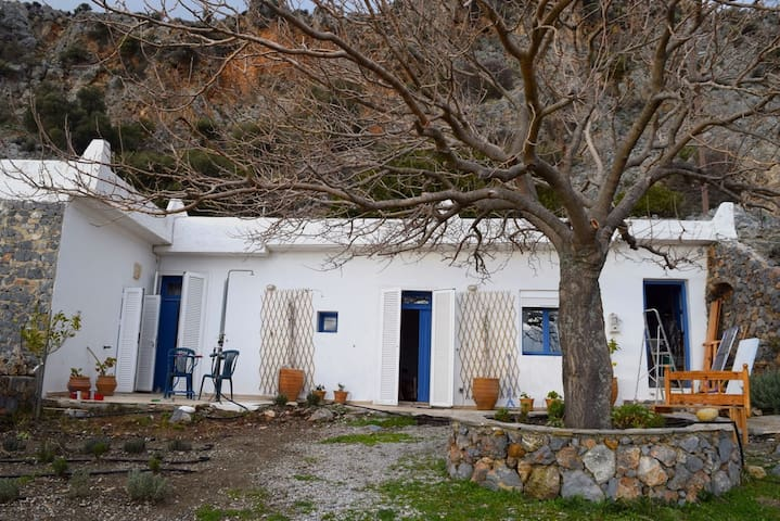 Igalya's  traditional house - Plakias