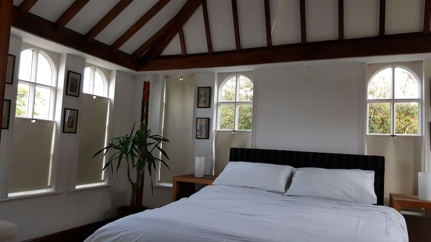 Spacious Private Boutique Apartment - Dalkey - Huis