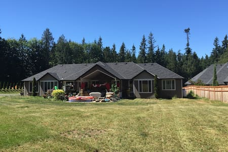 Stanwood Lake Goodwin Shared Home - Stanwood