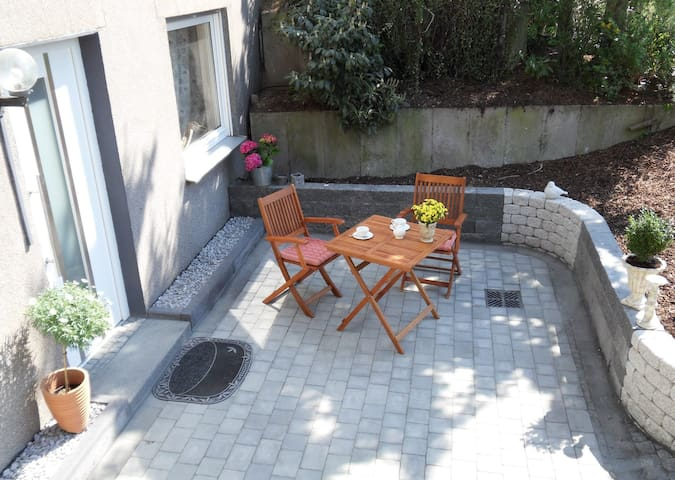 Traumhaft schöne FeWo nähe Koblenz - Lonnig - Appartement