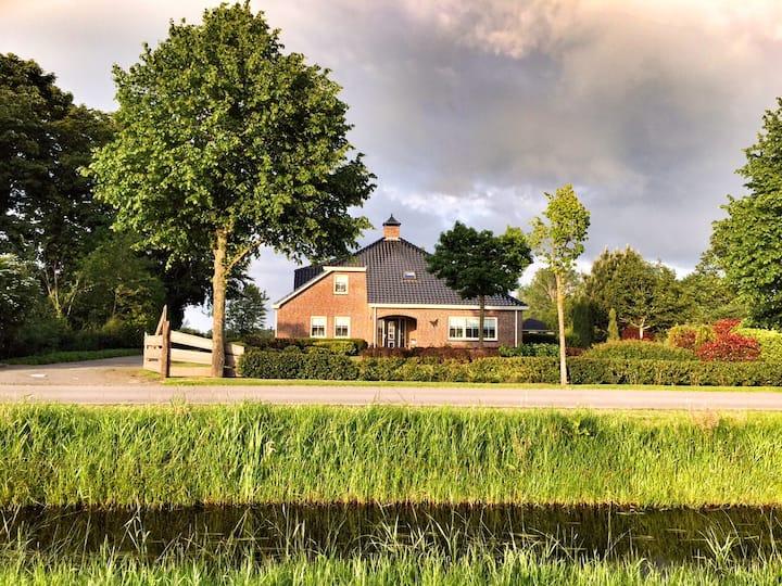 BnB Punthorst in gemeente Staphorst