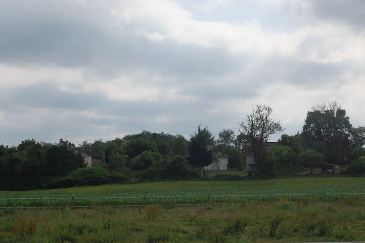 Calme et sérénité en Cote d'Or - Pouilly-sur-Saône - Huis
