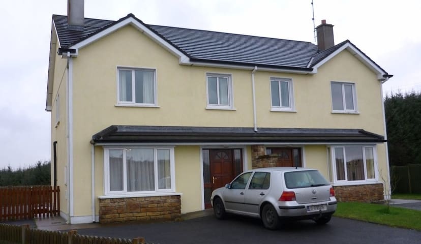 Modern 3 bedroom house in Kilkelly, Co. Mayo