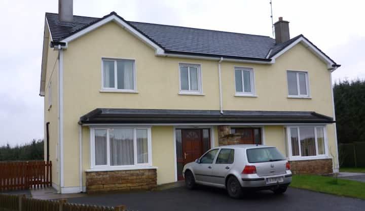 Modern 3 bedroom house in Kilkelly, Co. Mayo