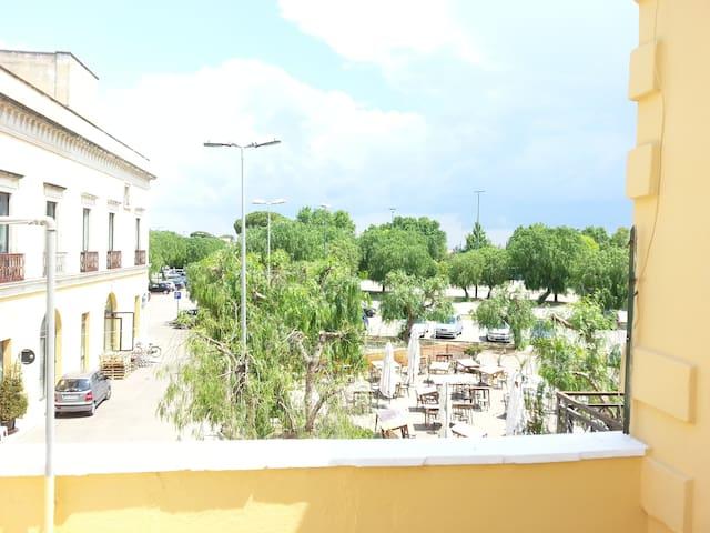 Grazioso appartamento con terrazza - Galatone - Appartement