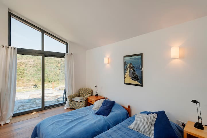 Gorgeous New Build Annex by Polzeath Beach,Slps2-3 - New Polzeath - Apartemen