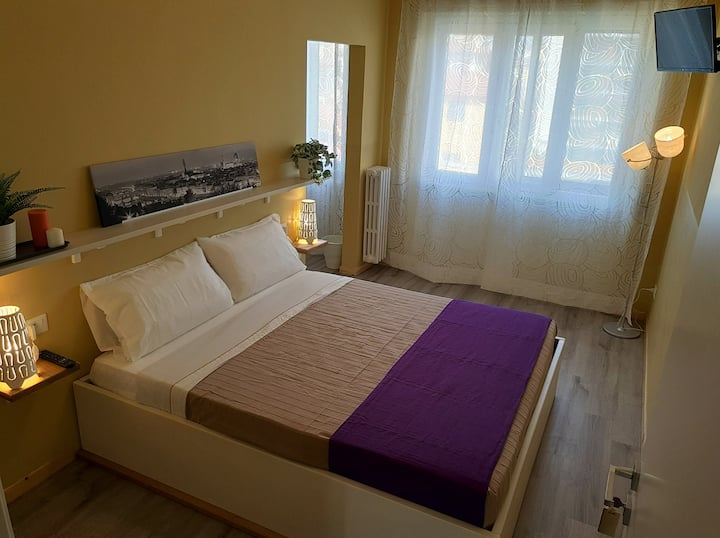 Residenza Toselli - Purple Suite