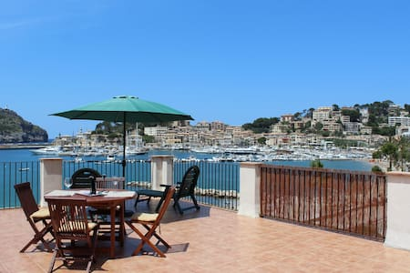 Frente al mar, Port de Sóller - โซลเลอร์