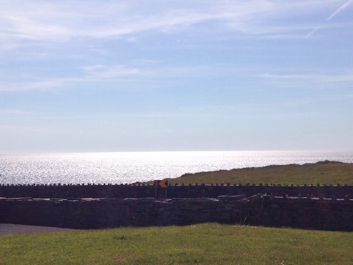 Relax overlooking the Wild Atlantic Way