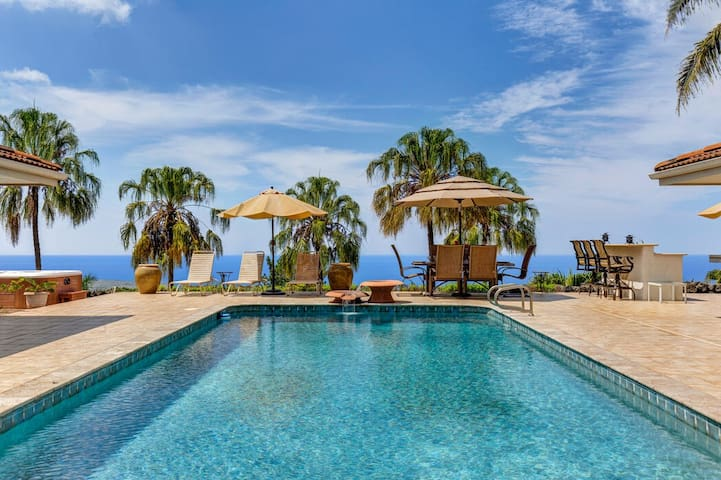 Heavens, Large, Private Pool, Ocean Views