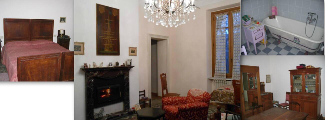 La casa della antica tipografia