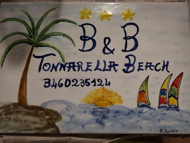 B&B Tonnarella Beach Camera doppia