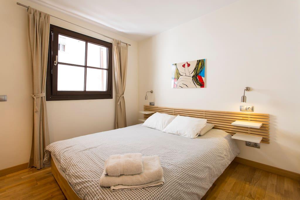 Bedroom 2 stock