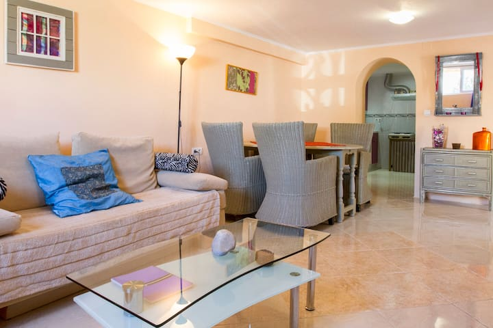 Charmant gastenverblijf te Altea - La Nucia - Apartment