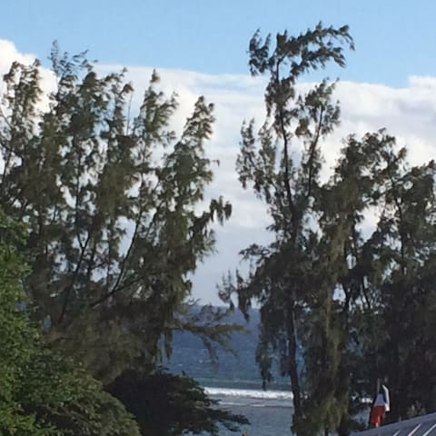 Agréable rez de villa proche plage - Saint-Leu - Casa