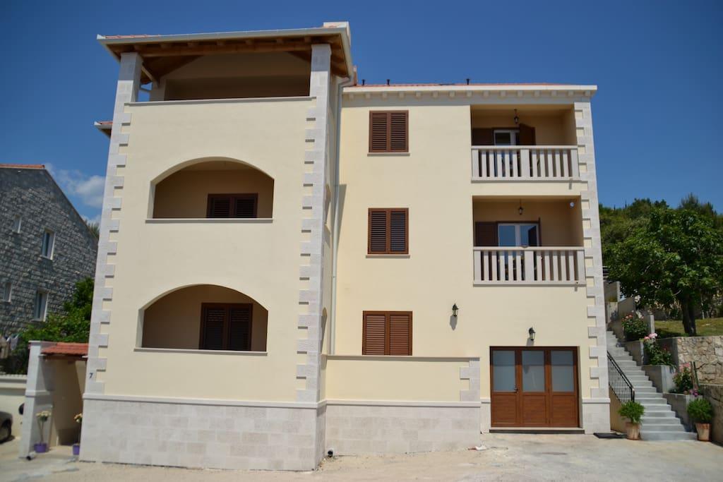 House / facade