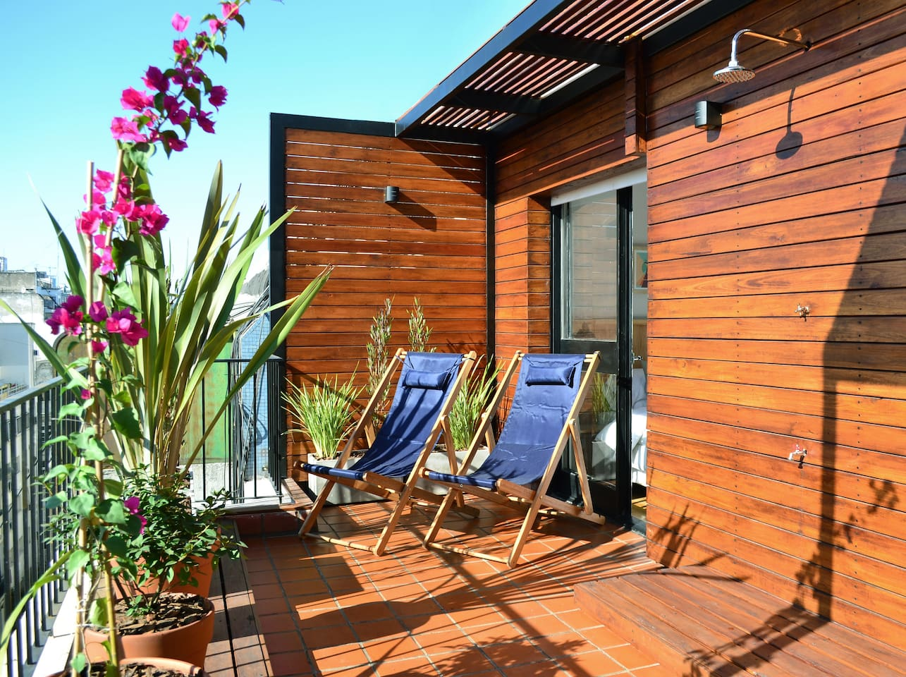 Sunny Terrace!