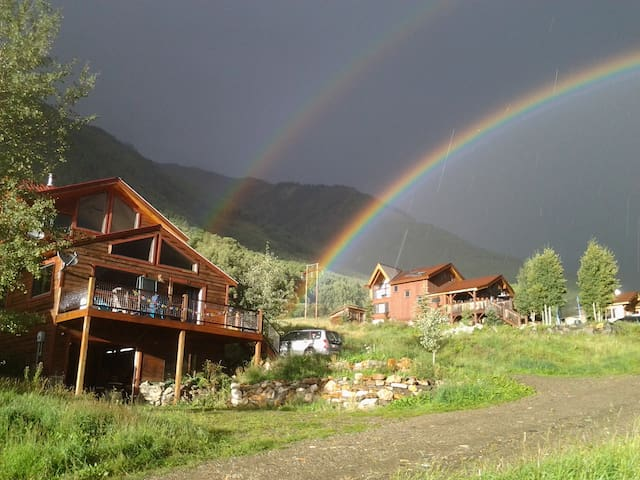 Lovely Mountain Home near Telluride - Ophir - Dům