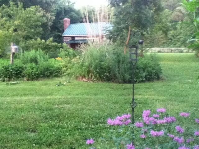 Rural, Rustic, Historic Cabin
