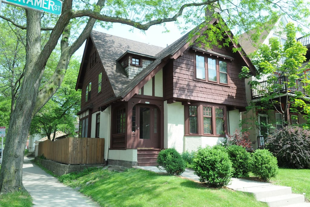 2 East Side Arts Amp Crafts Tudor Houses For Rent In