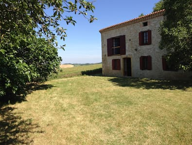Heavenly Farmhouse in the Languedoc - Airoux - Other