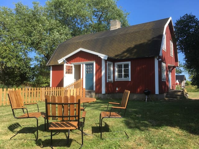 Peaceful and comfortable living in farm site