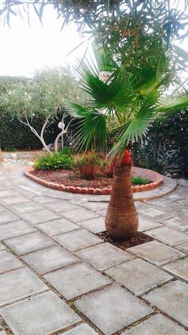 VILLETTA A 100mt DAL MARE - Punta Braccetto - Villa