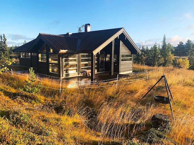 Ideal Nordic Mountain Esc. w/Sauna&Kids Play Loft