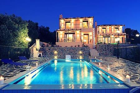 VillaCrete, cosmopolitan & ethereal - Ρέθυμνο - 別墅