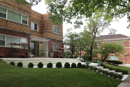 Nice Crash Pad w/ meals, car, w/d #5 - Cincinnati - Haus