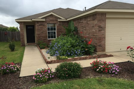 Amy's 3 bed 2 bath home - Cibolo