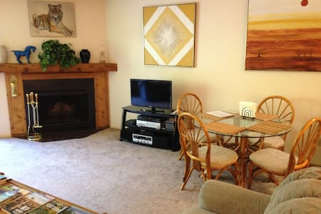 Awesome Condo In Twin Lakes Idaho - - Rathdrum - Társasház