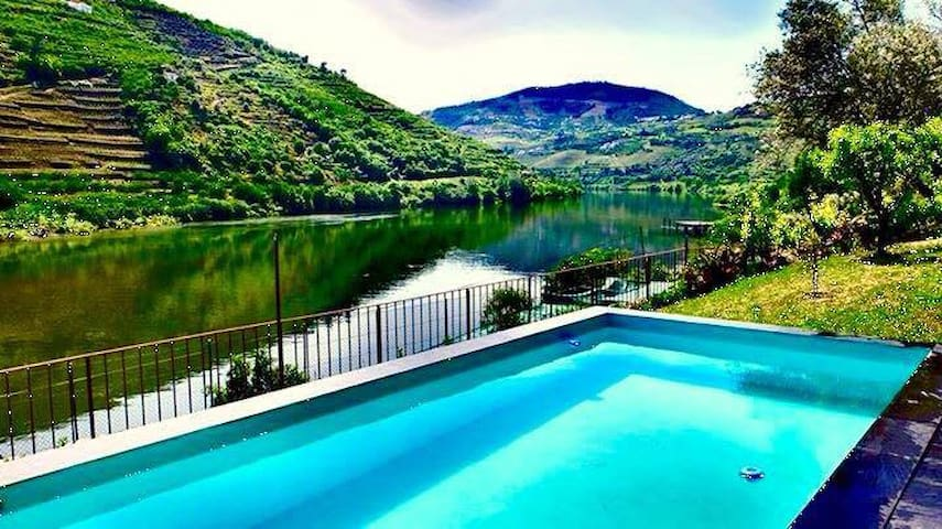 Douro River House - Mesão Frio - Haus