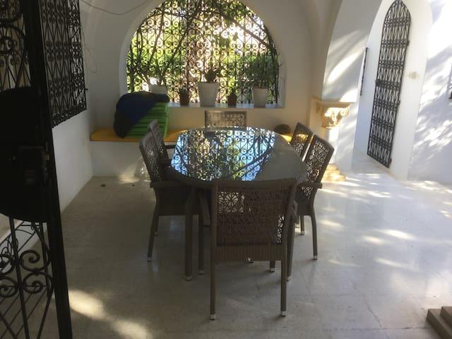 Villa Azure - Hammamet - Casa